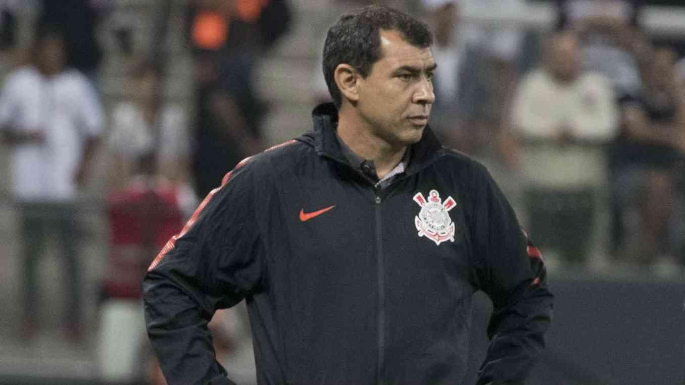 Corinthians foi derrotado pelo Flamengo na primeira partida das oitavas da Copa do Brasil.