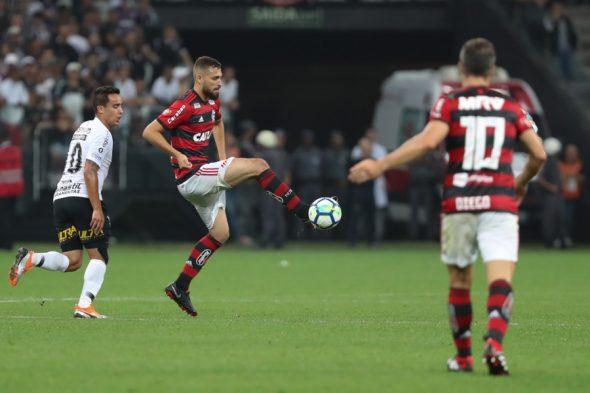Corinthians e Flamengo na semifinal da Copa do Brasil
