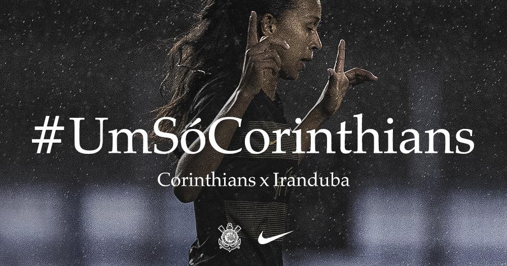Corinthians x Iranduba