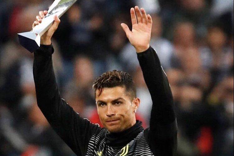 Cristiano Ronaldo artilharia temporada