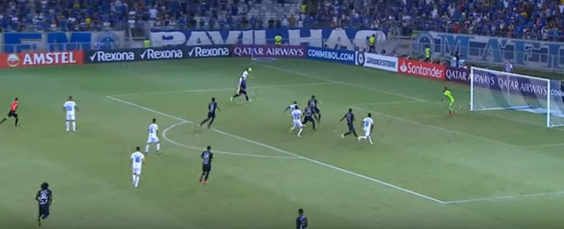 Cruzeiro x Emelec Grupo B melhores momentos