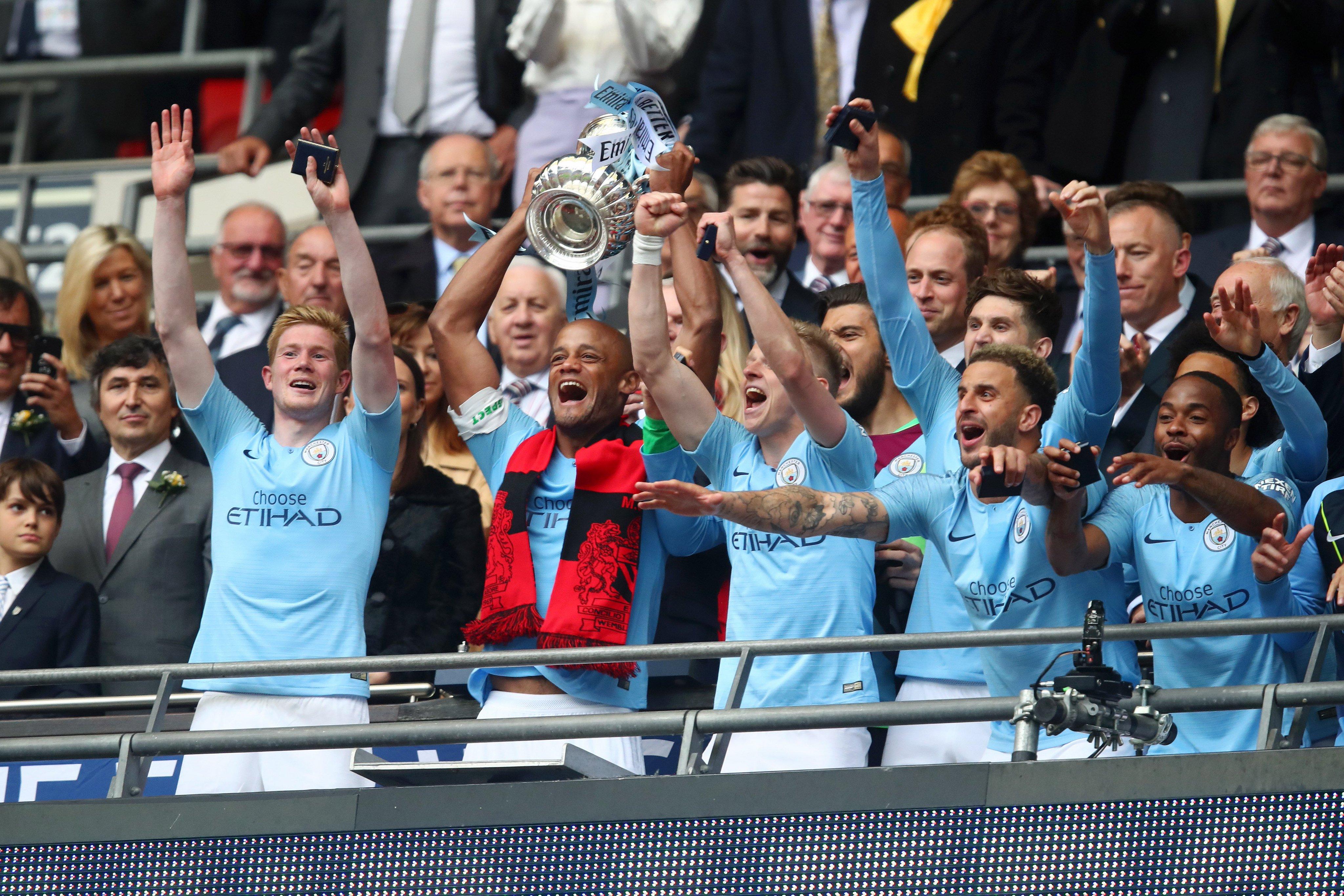 Manchester City - Copa da Inglaterra