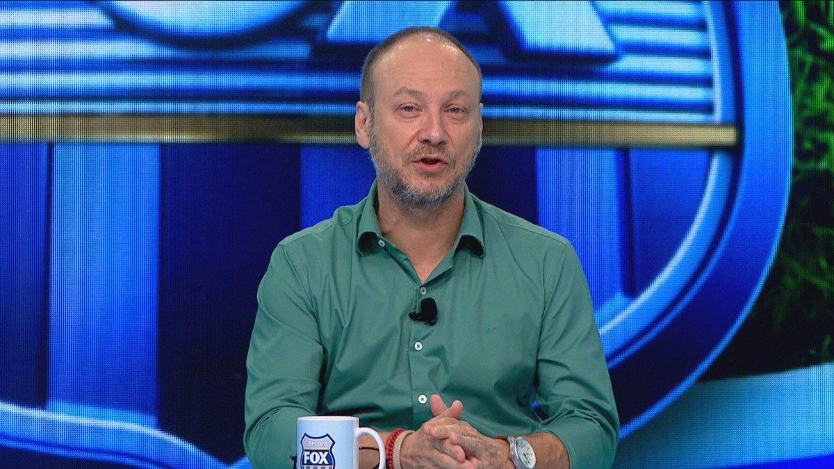 """Flávio Gomes fala em """"fim de carreira"""" com saída do Fox Sports"""