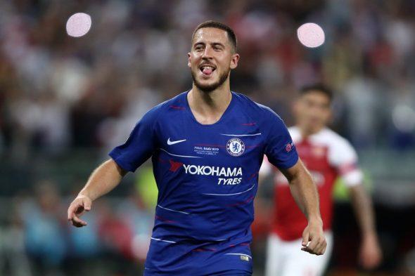 Chelsea goleia o Arsenal e conquista a Liga Europa