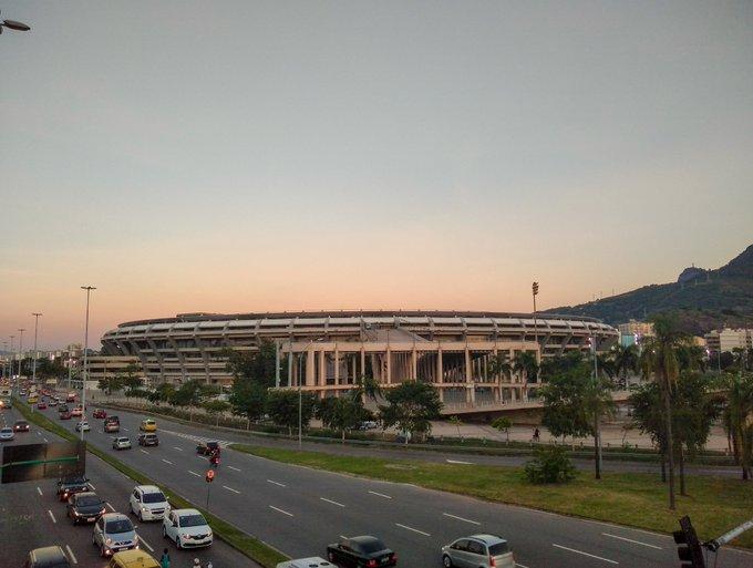 Maracanã registrou o melhor público da 1ª rodada do Campeonato Brasileiro 2019