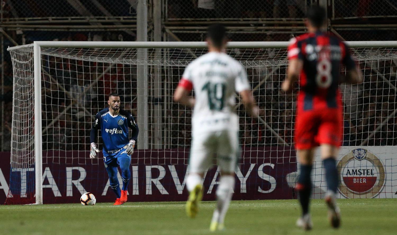 Palmeiras e San Lorenzo jogam nesta noite no Allianz Parque