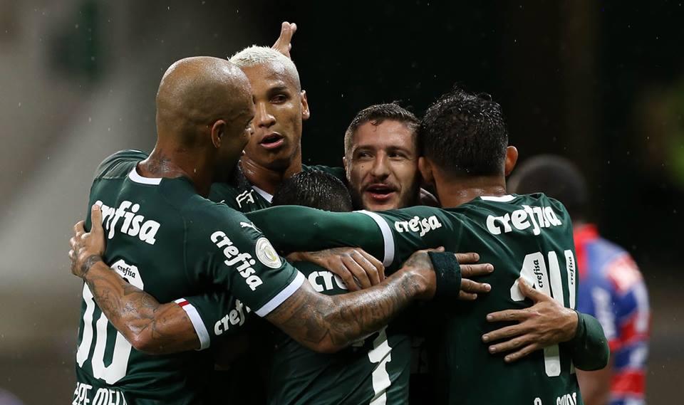 Palmeiras invencibilidade Brasileiros Inter