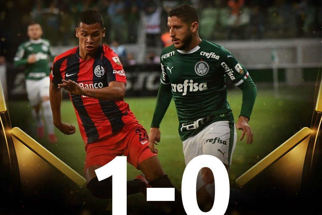 Palmeiras melhor campanha Libertadores