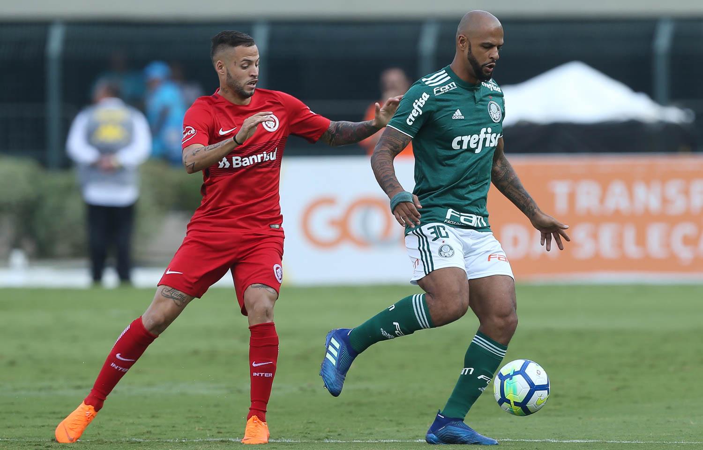 Palmeiras e Internacional abrem a 3ª rodada do Brasileirão neste sábado (4)