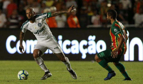 Palmeiras x Sampaio Corrêa