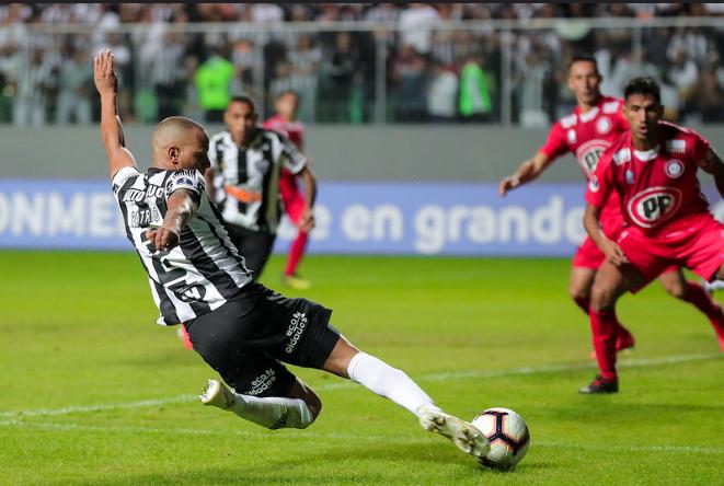 Botafogo x Atlético oitavas de final da Copa Sul-Americana Galo