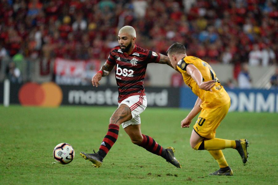 Peñarol e Flamengo estão no grupo D da Libertadores 2019