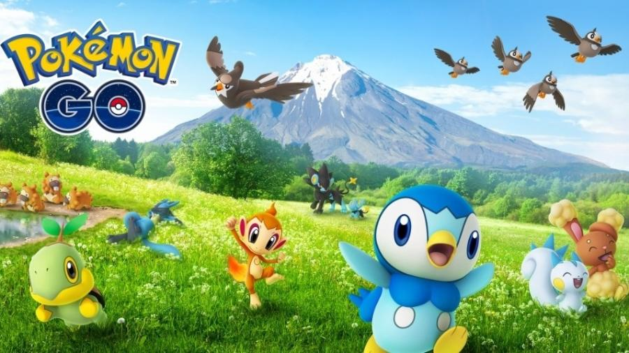 Pokémon GO atinge marca impressionante.