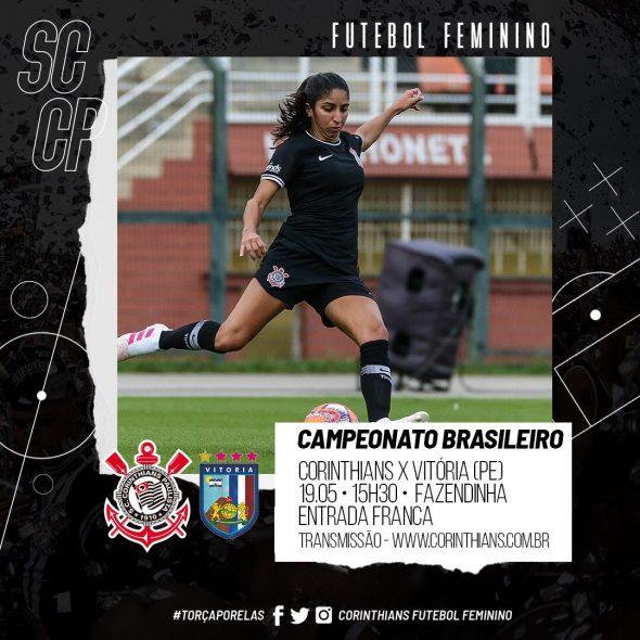 provável escalação Corinthians Brasileirão Feminino A-1