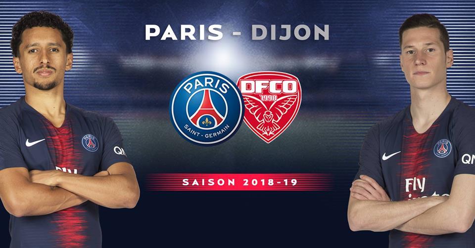 PSG x Dijon