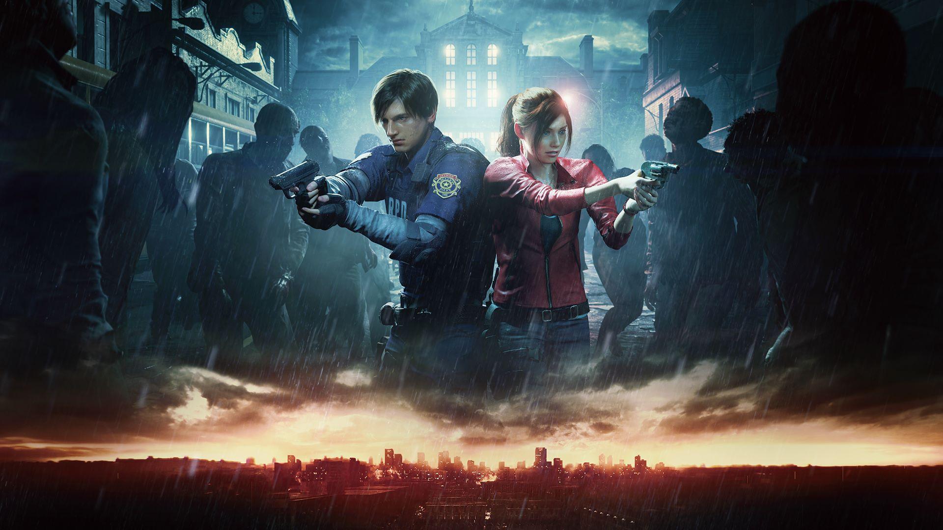 Resident Evil 2 Remake foi lançado no início desse ano.