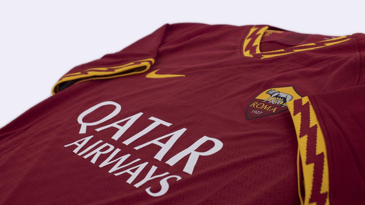 Roma novo uniforme