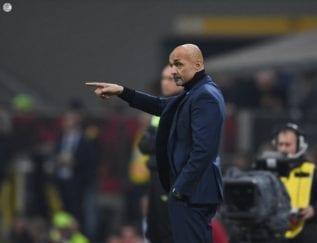 Spalletti saída Inter de Milão