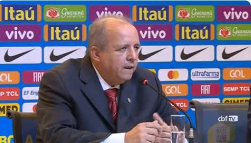 Vadão convocação seleção brasileira feminina Copa do Mundo