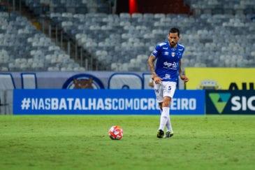 Ariel Cabral, jogador do Cruzeiro