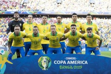 amistosos entre clubes brasileiros e muito futebol internacional