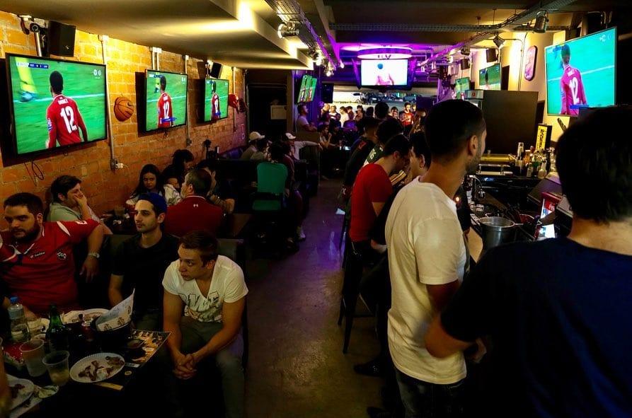 Bares de São Paulo tem programação especial para a Copa América