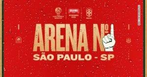 Arena Nº1 SP