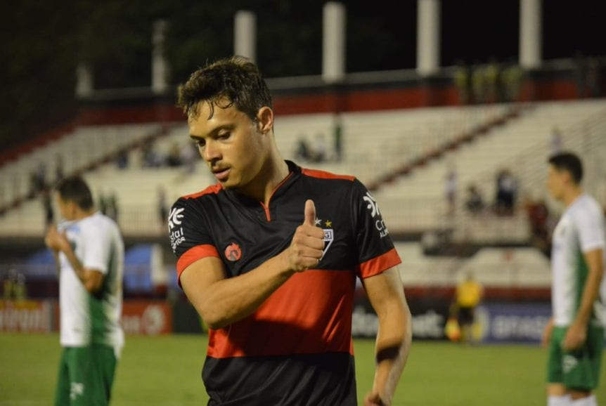 Atlético-GO x Guarani