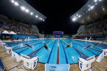 natação brasileira
