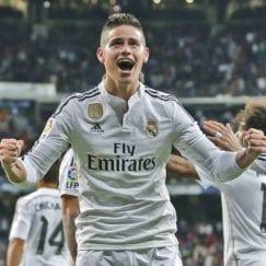James Rodríguez desconversou sobre sua permanência ou não no Real Madrid para próxima temporada.