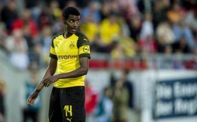 O Borussia Dortmund comunicou que Isak não irá permanecer no clube para próxima temporada.