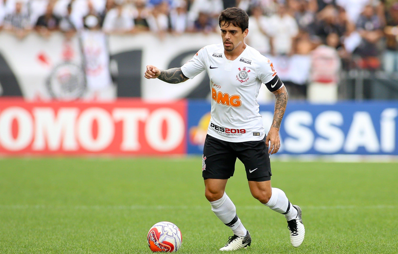 Fagner no Corinthians