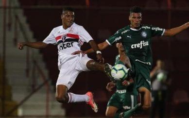Palmeiras e São Paulo disputam a vaga para as semifinais