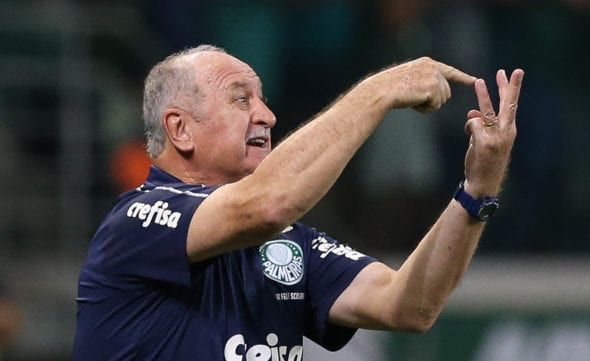 Felipão - <a href='/equipes/palmeiras'>Palmeiras</a>