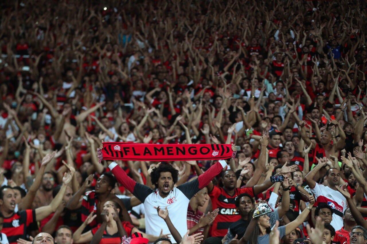 Flamengo tem a maior renda do Brasil em 2019