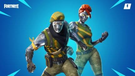Epic Games lança atualização para Fortnite.