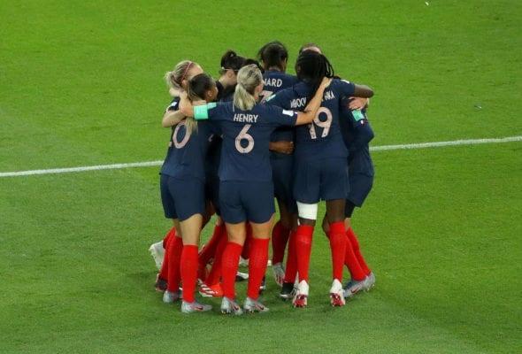França provável escalação x Noruega Copa do Mundo de Futebol Feminino