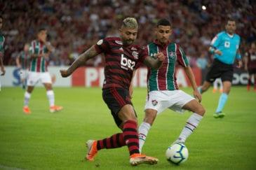 Gabigol, atacante do Flamengo