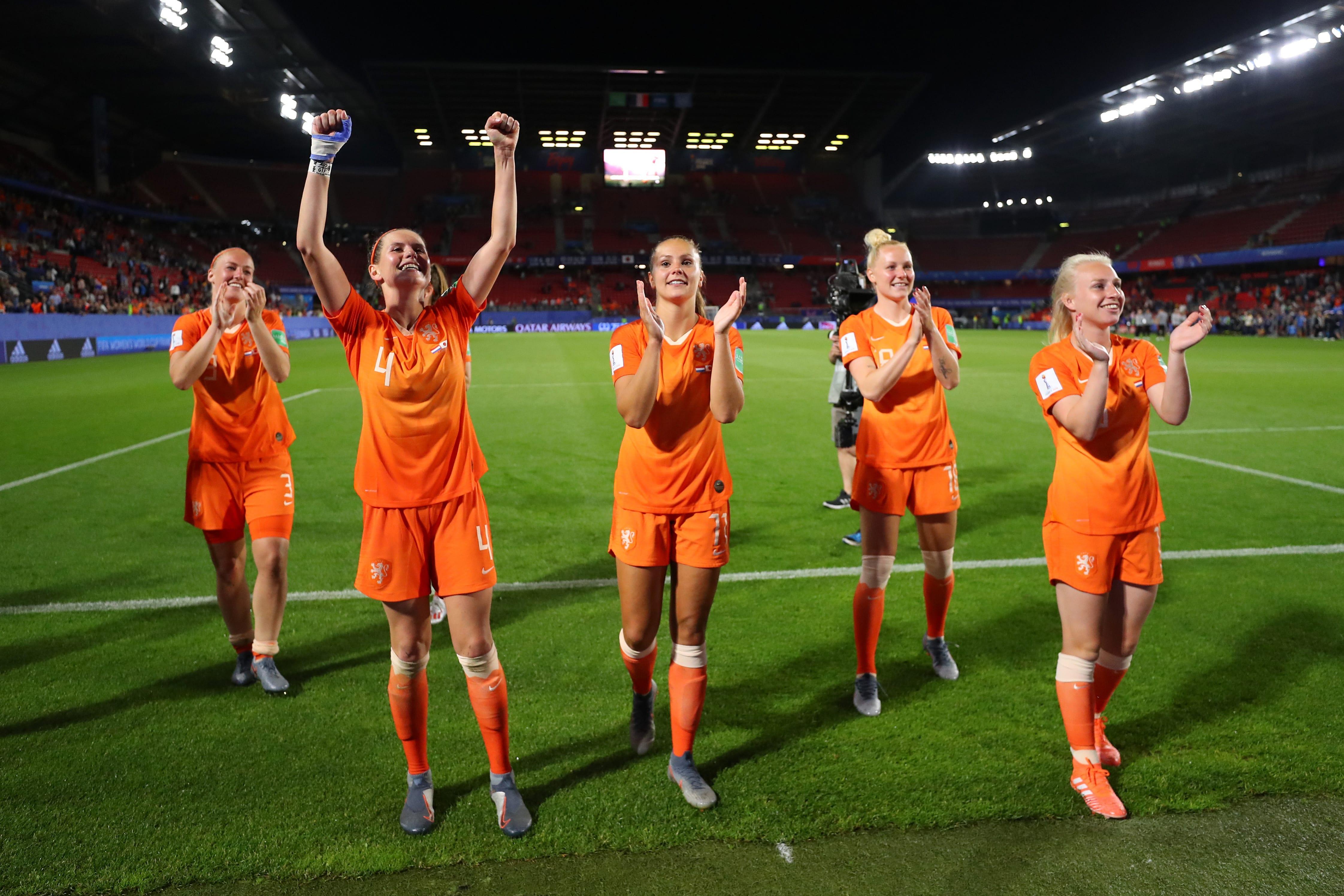 Pre Jogo Italia X Holanda Confira As Informacoes Sobre A Partida Da Copa Do Mundo Feminina