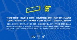 Ginga: Evento em São Paulo