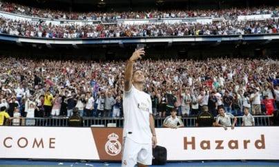 Real Madrid comprou ''pacotão de gols'' com cinco reforços anunciados pelo clube merengue até o momento.