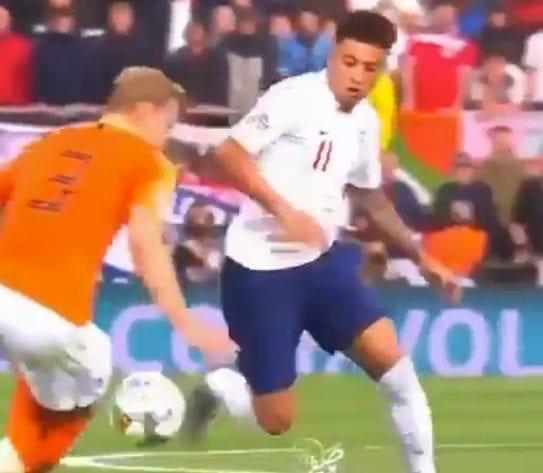 Holanda x Inglaterra