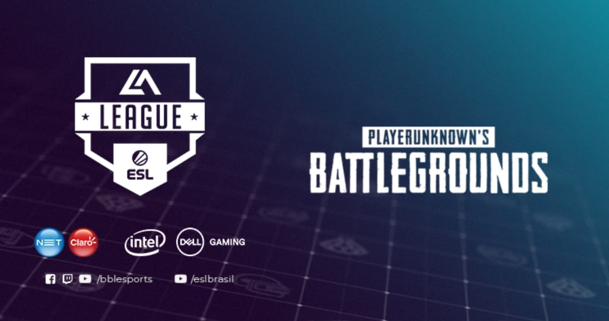 ESL La League de PUBG dará vaga no Major