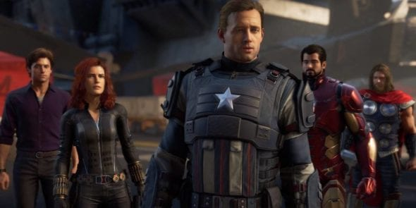 Gavião Arqueiro chegará ao Marvel's Avengers