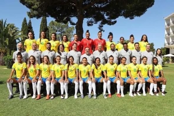 Saiba Quando Sao Os Jogos Da Selecao Brasileira Na Copa Do Mundo Feminino