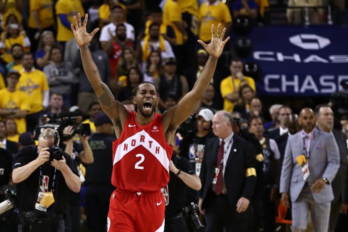 Kawhi Leonard MVP das finais