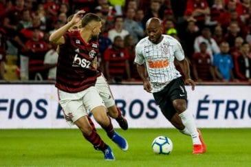 Corinthians x Flamengo sofreram alterações de datas no Brasileirão