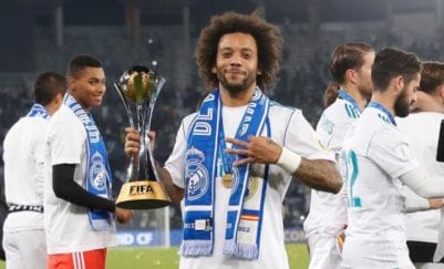 Marcelo, Real Madrid, Zidane