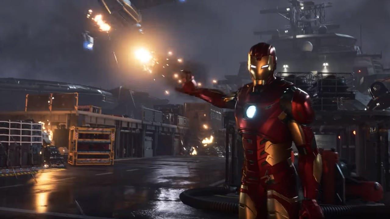 Trailer de Marvel's Avengers.