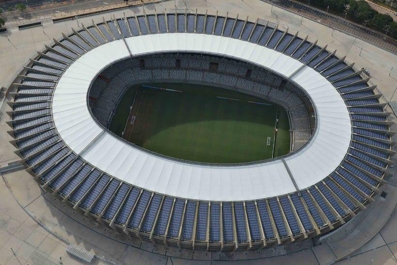 Estádio Governador Magalhães Pinto, conhecido como Mineirão